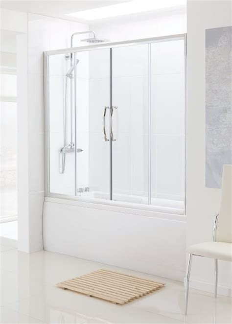 bath shower screens lakes bathrooms classic 1500mm bath sliding door bath shower screen