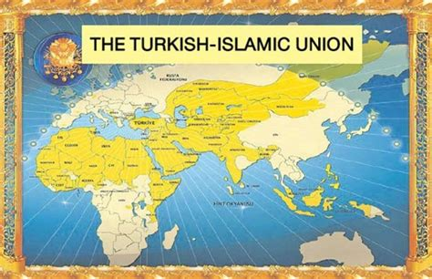 Neo Ottomanism Meet The Islamic Cult Propelling Turkey Towards A Neo Ottoman Turkish Islamic Union