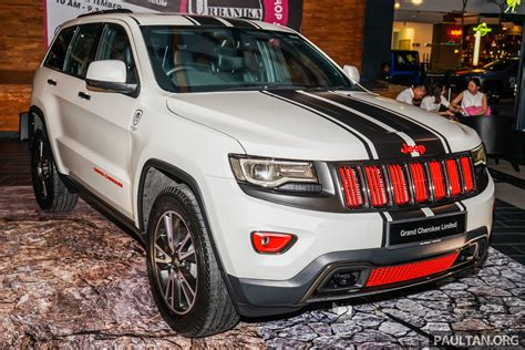 Jeep Grand Edition Gallery Jeep Grand Sport Edition Debuts