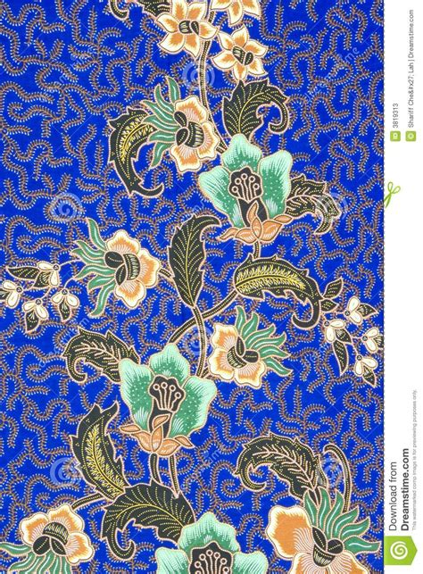 batik sarong pattern indonesian batik sarong stock photos image 3819313