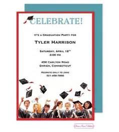 college graduation invitations a birthday cake
