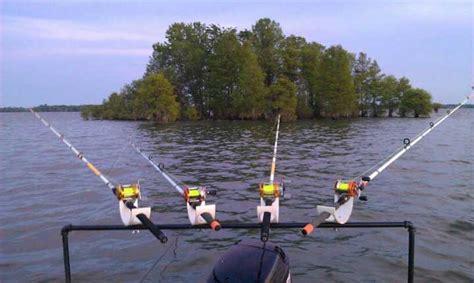 diy pontoon boat rod holders homemade rod holders for pontoon boats 13 best worst ideas