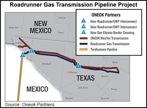 texas express pipeline map oneok partners teams up with fermacoa to carry permian gas to mexico markets 2015 04