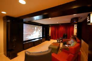 Decor For Home Theater Room Home Theater Room Decorating Room Decorating Ideas