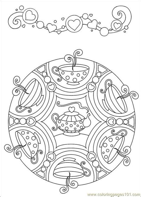 coloring pages for adults food food coloring mandalas coloring pages mandalas 44