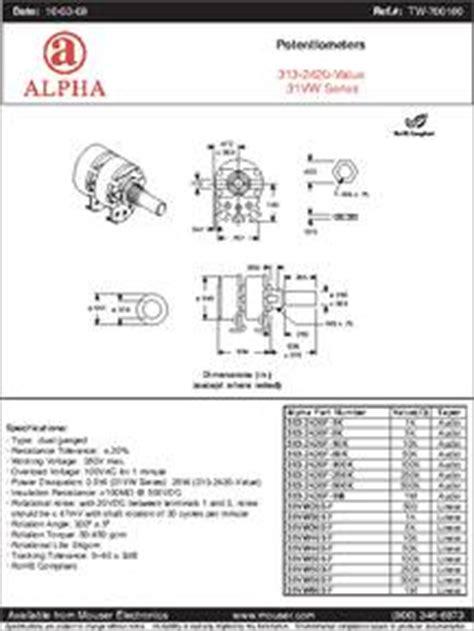 variable resistor b10k datasheet rv24bf 10 15r1 b10k datasheet specifications manufacturer alpha taiwan product