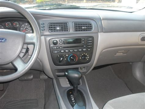 99 Ford Taurus Interior by 2007 Ford Taurus Photos Informations Articles Bestcarmag