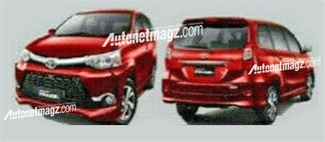 Bumper Depan Avanza S Vvti Automotif leaked 2015 toyota avanza veloz for market revealed carlist my malaysia s no 1