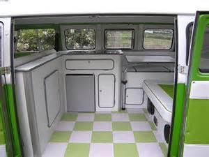 Vw Camper Van Interior Split Screen Interior Vw Camper Interiors