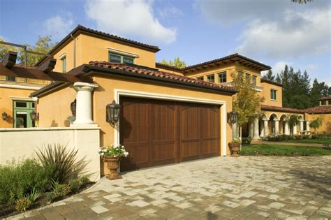 yellow color home design get italian appeal with these attractive tuscan style