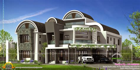 ultra modern houses ultra modern house kerala home design and floor plans
