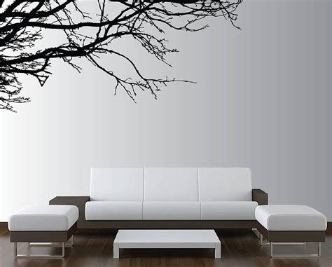 zazous wall stickers moody branch wall sticker by zazous notonthehighstreet
