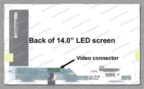 Lcd Led 14 0 Dell Inspiron 1440 screen for dell inspiron 1440 replacement laptop lcd screens