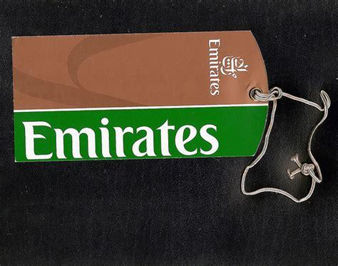 emirates luggage emirates economy luggage tag flickr photo sharing