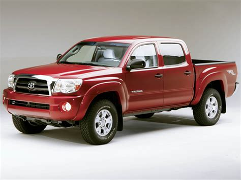 Toyota Of Tacoma Toyota Tacoma Car Review