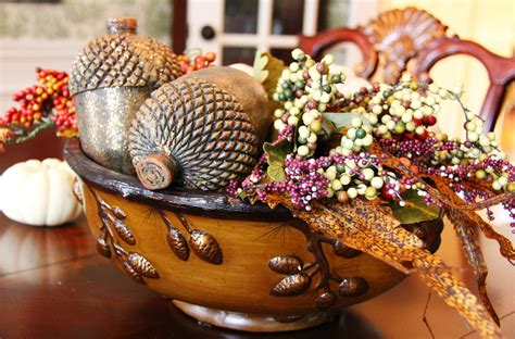 easy ways to add fall decor sumptuous living
