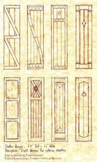 eight shutter designs by built4ever on deviantart
