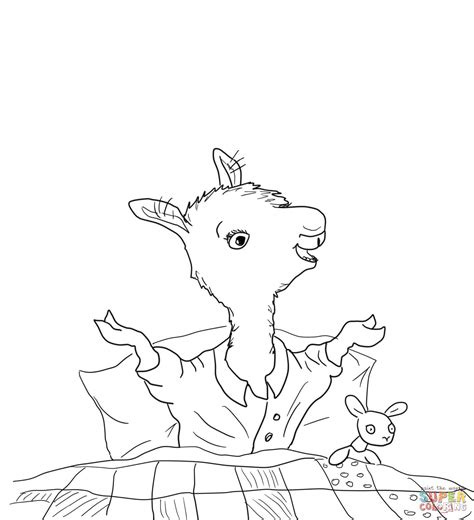 llama drama colouring for llama drama books 1000 images about preschool winter activities on
