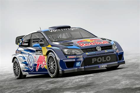 volkswagen cing volkswagen s polo r wrc for 2015 with new livery