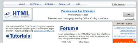 website tutorial html css javascript best websites to learn html css javascript online for