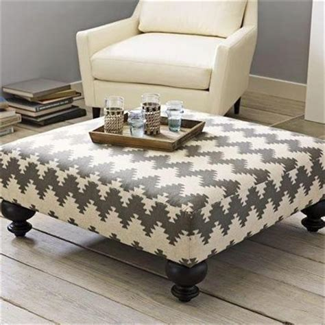 diy coffee table to ottoman pallet ottoman diy pallets designs