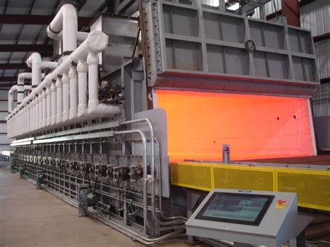 certified steel treating high temperature heat treatment industrial furnaces