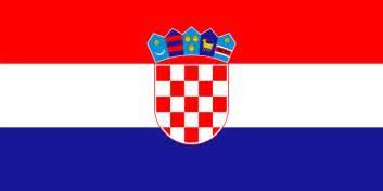 nationalflagge kroatien