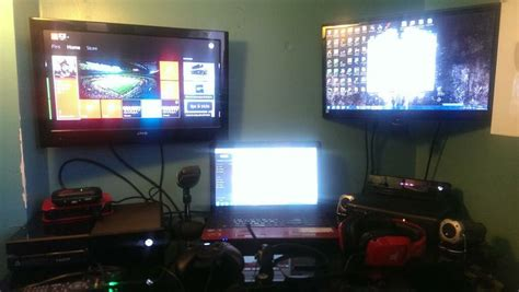 gaming setup ps4 25 best images about prif s hot or not gaming setup 3 on
