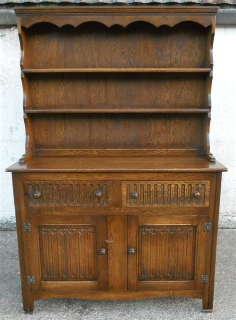 Antique Style Dresser by Sold Antique Jacobean Style Oak Reproduction Dresser