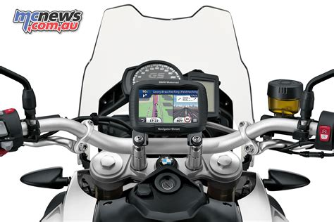 Motorrad Navigation Bmw by Bmw Motorrad Digital Accessories Nav Comms Mcnews Au