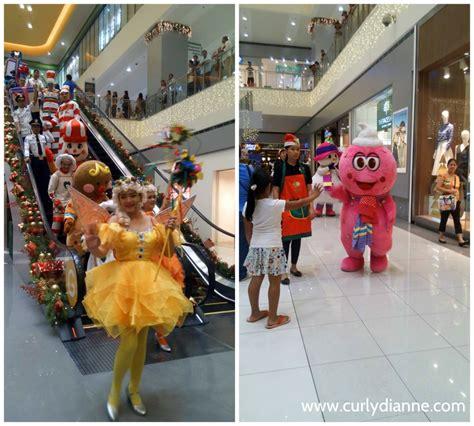 experience magical christmas parade at sm city bf