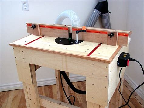 How To Build A Router Table by 25 Best Ideas About Router Table Fence On