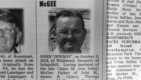 quot jewboy quot shows up in obituary headline in inquirer and