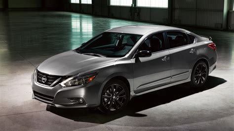 nissan altima 2017 2017 nissan altima sr midnight edition review top speed