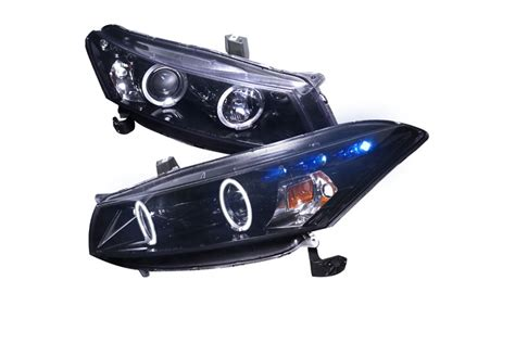 2011 honda accord headlights 2011 honda accord custom headlights aftermarket headlights