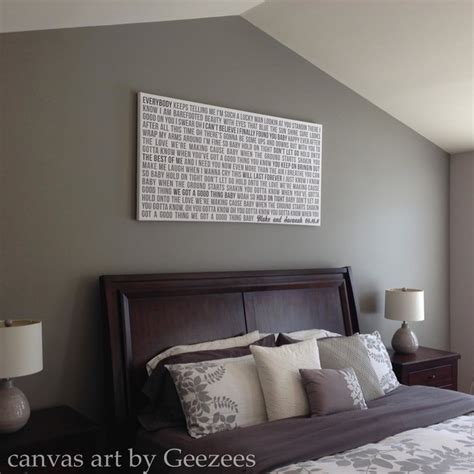 hallway or bedroom canvas home decor transitional