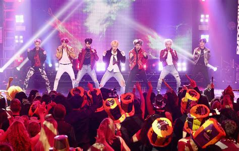 who is performing on new years all the photos of bts performing on new year s rockin american awards