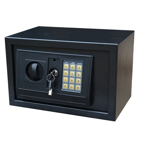 new electronic digital large safe box keypad lock security