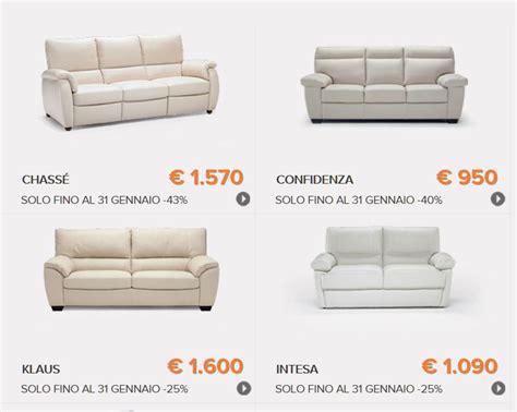 saldi divani saldi divani saldi invernali divani a prezzi imperdibili