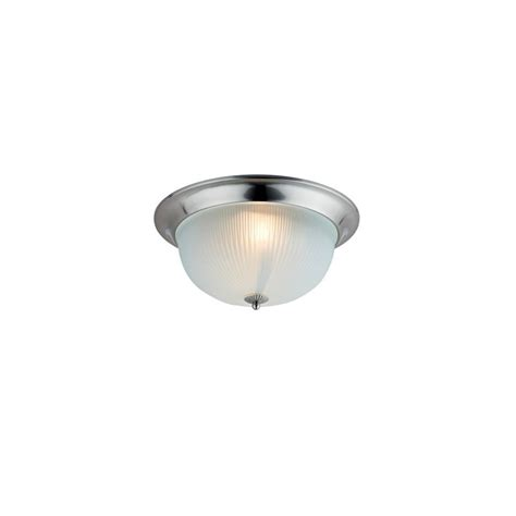 dar lighting bis5246 bishop 2 light flush ceiling light in