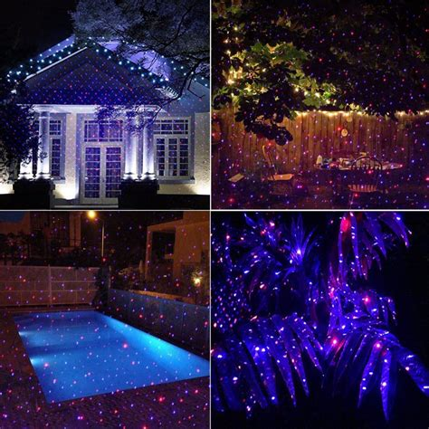 2017 projector laser light laser christmas lights for home