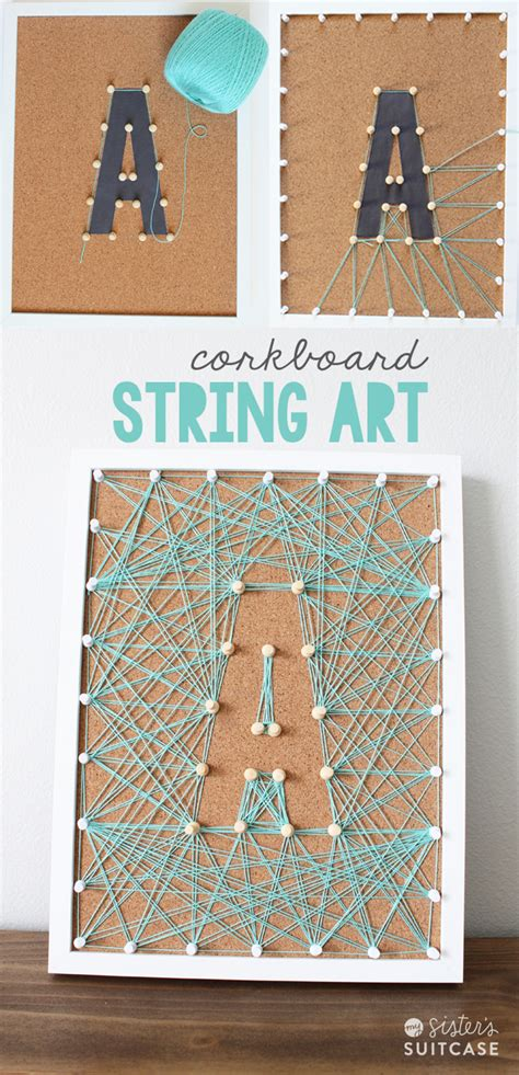 Cork Board String - corkboard string my s suitcase packed with