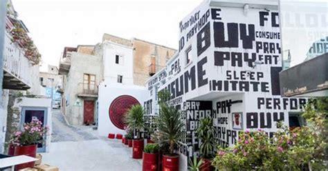 sette cortili favara l utopia concreta di favara il comune siciliano non