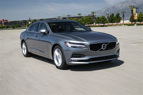 2017 volvo s90 t5 test review