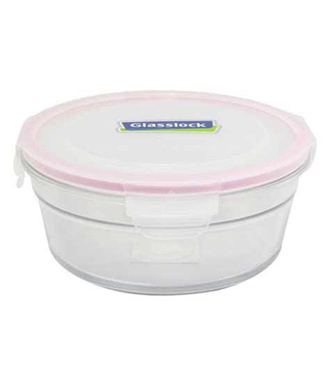 Favori Food Keeper 1 4 Liter Favori Food Keeper 1 4 L glasslock clear food container 450 ml buy at best price in india snapdeal