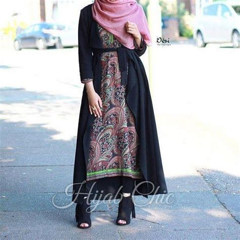 hijab winter outfit ideas