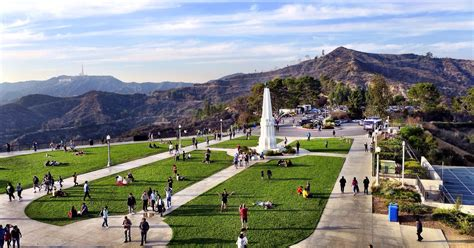 Griffith Park History: Los Angeles Landmark Hits 120 Year Anniversary   Thrillist