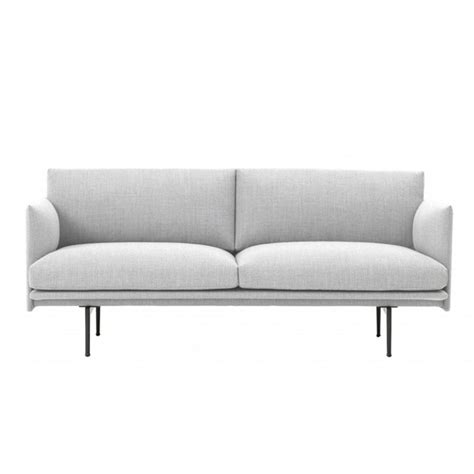 sofa in vancouver outline 2 seaters sofa in vancouver 14 muuto at colonel shop