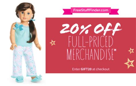 American Girl Gift Card Discount - extra 20 off up to 30 off sale items at american girl