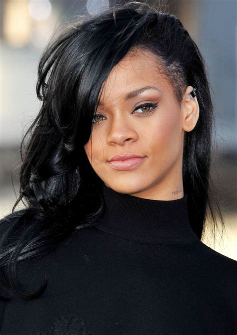 shave hair on one side black woman female celebrity undercuts celebrities who rocked the